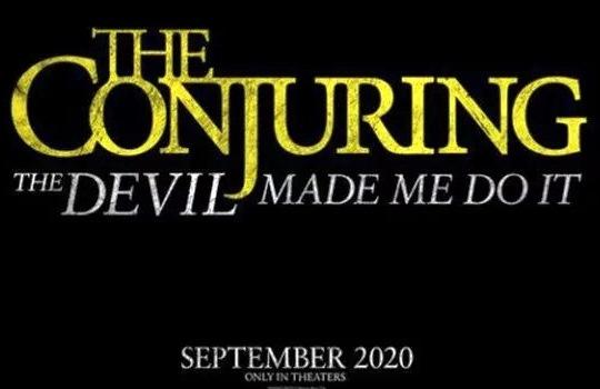 The Conjuring Judul Film Horor yang Tayang 2020