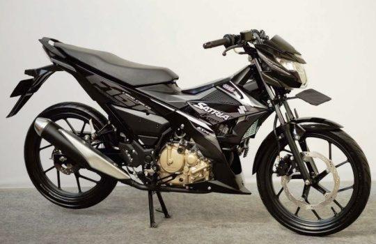 Cara Bore up Suzuki Satria Fu 150 Menjadi 200cc