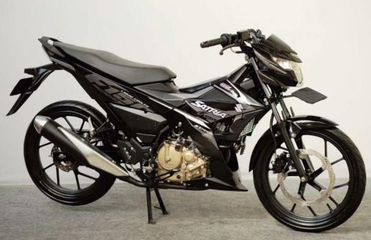 4 Langkah Cara Bore-up Harian Suzuki Satria Fu 150 Menjadi 200cc agar Lebih Kencang