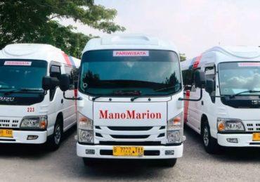 Sewa Elf Jakarta ManoMarion Transport